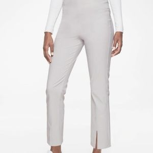 Athleta Wander Slim Straight Crop Pants